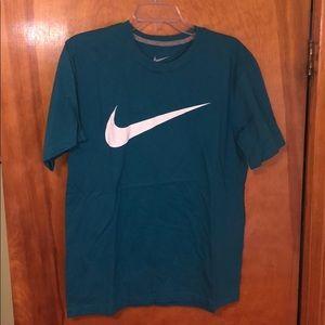 Men's Nike Regular Fit Cotton T-Shirt Size M